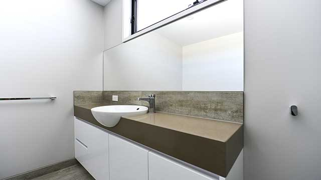 reFLECT™ - Mirror - Bathroom - Ensuite - Vanity Mirror - Point Lonsdale - Supplied & Installed by - geelongsplashbacks.com.au